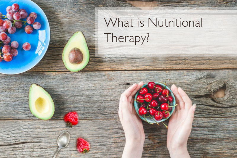 rachel ward - Nutritional Therapy?